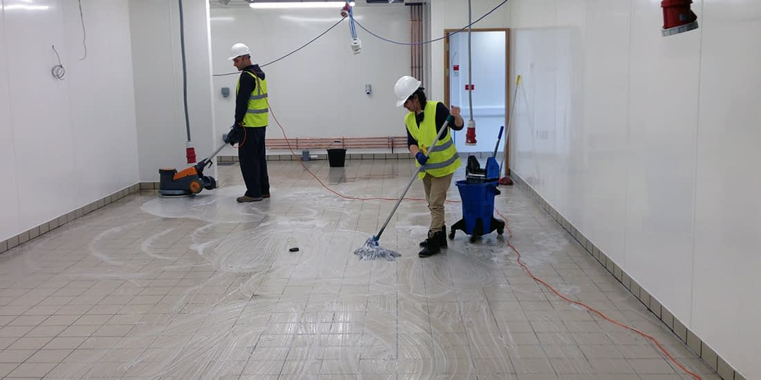 Professional After Builders Cleaning London