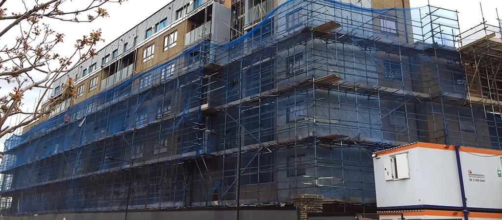 pedley street builders clean